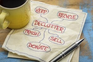 Decluttering in Time for Your Vancouver Move